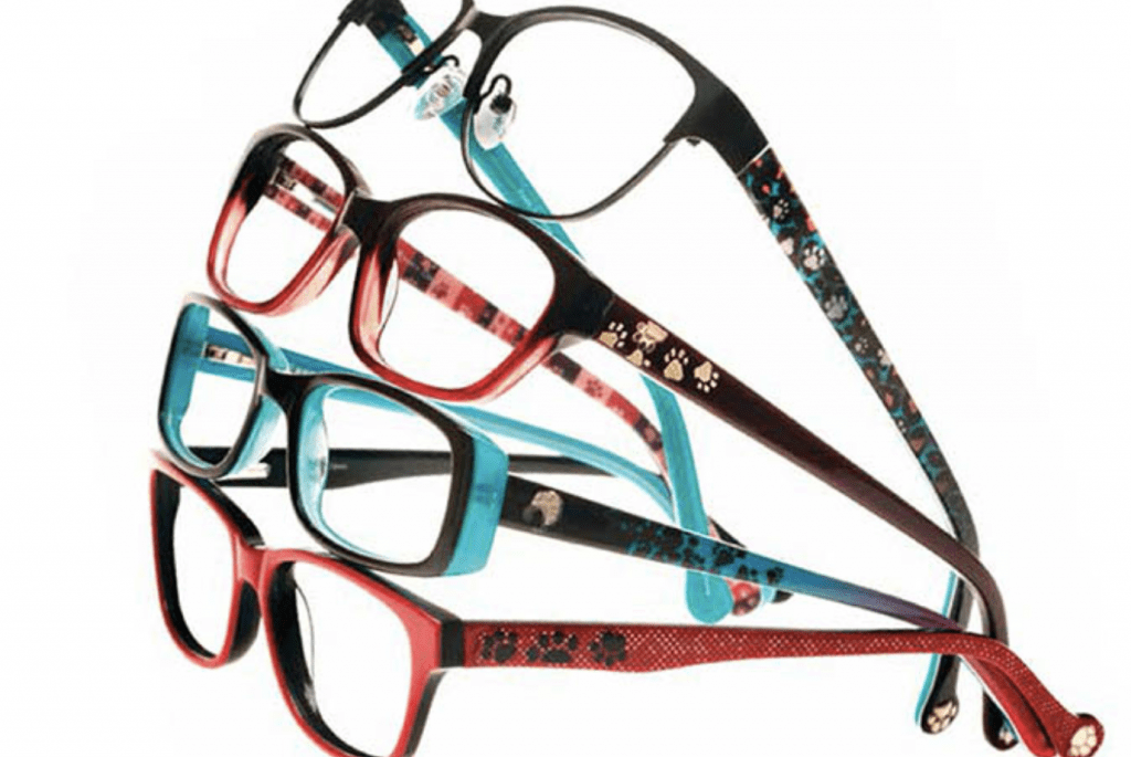 The Paws 'n Claws line of eyewear from Windsor Eyes
