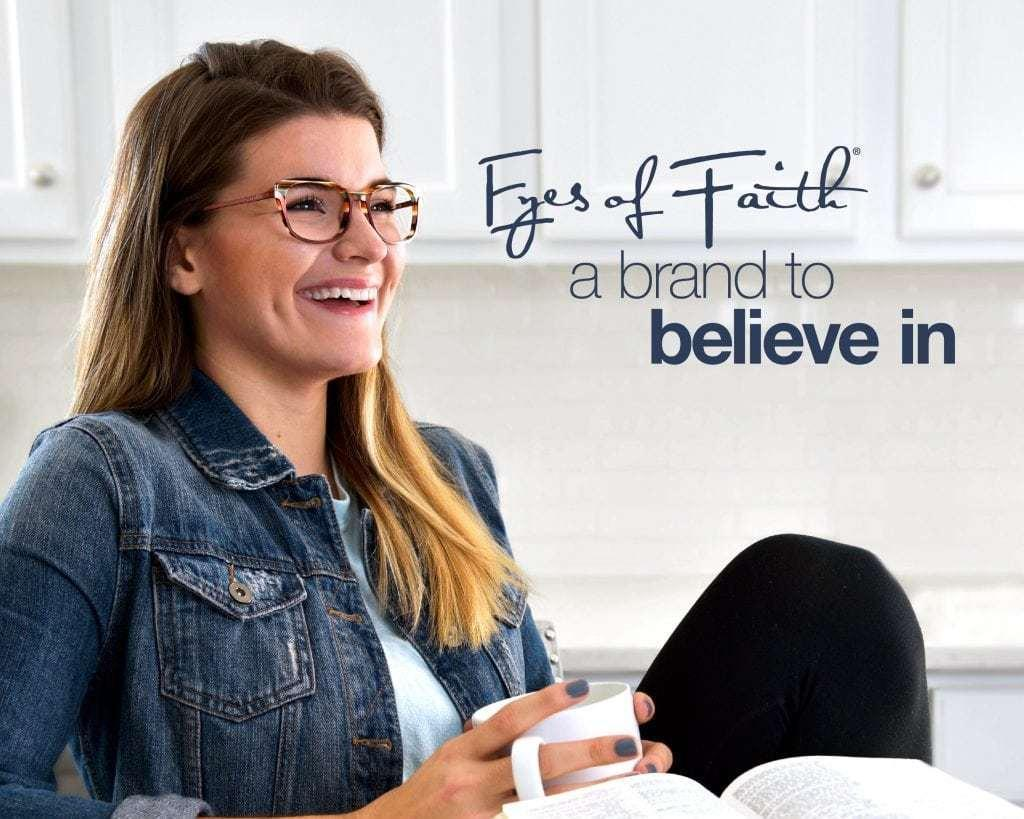Eyes of Faith - Emma in Alive